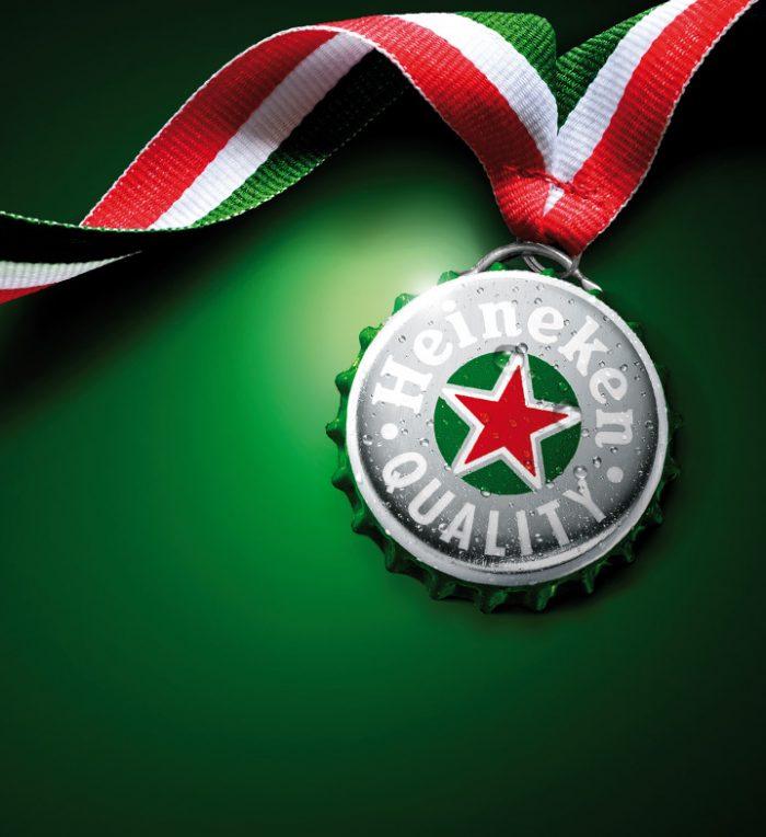 Realizzazione campagna pubblicitaria per Heineken Italia | Hammer ADV