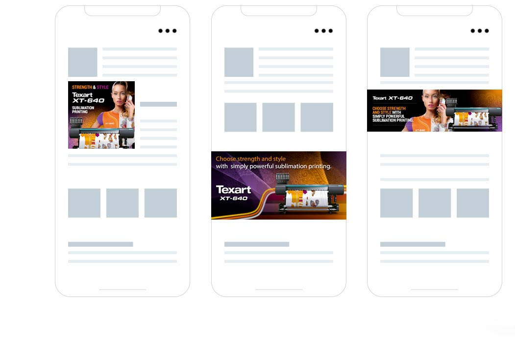 Realizzazione comunicazione visiva per Roland DG EMEA | Hammer ADV | Web